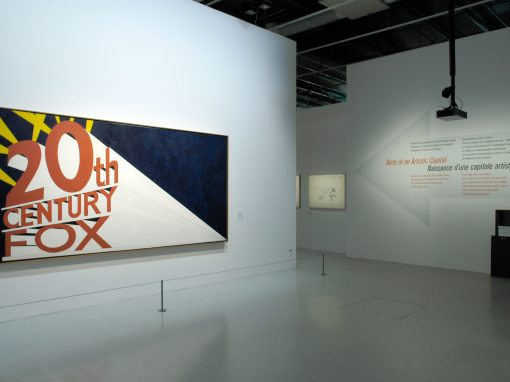 2006 – « Los Angeles 1955-1985 », Centre Georges Pompidou, Paris