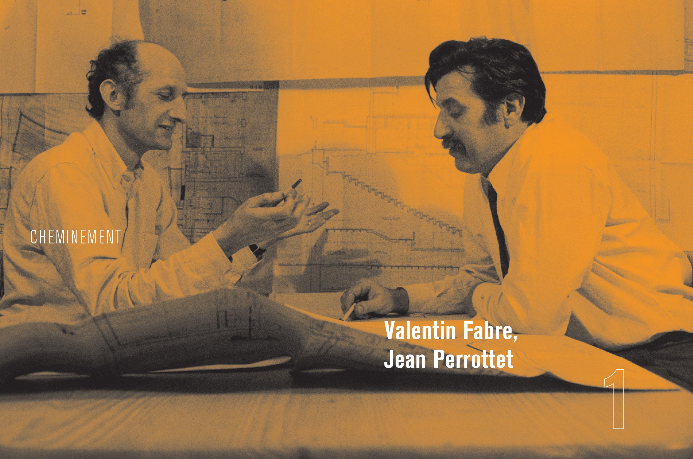 Monographie Fabre et Perrottet Architectes de théâtre Pages 8-9 Éditions Norma
