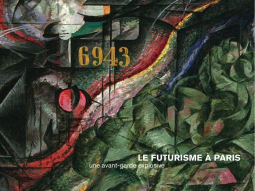 2008 – Le Futurisme à Paris, Centre Pompidou / 5 Continents