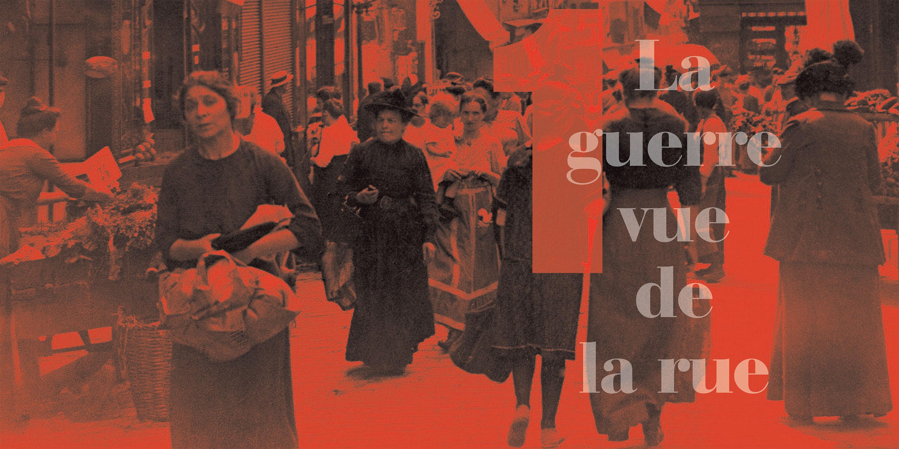 Éditions Catalogue d'exposition Paris 14-18. La guerre au quotidien Paris Bibliothèques Pages 16-17