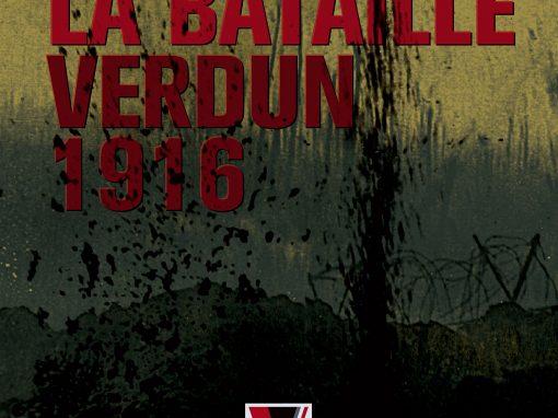 2016 – Dans la bataille, Verdun 1916, Jean-Michel Place