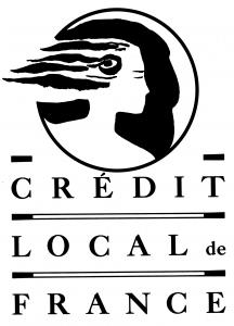 Crédit local de France Banque de collectivité locale créée par la Caisse des dépôts et consignations 1990-1996 Création du logotype et du chéquier, déclinaison pour différentes filiales