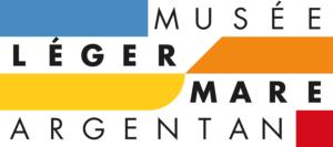 Logo du Musée Fernand Léger – André Mare, Argentan, 2019