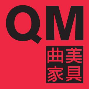 QM Constructeur et distributeur de mobilier, Chine 2007 Création du logotype et de la signalétique des magasins