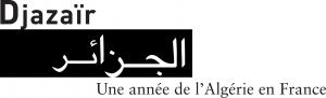 Djazaïr, une année de l'Algérie en France Manifestation de l'AFAA (association française d'action artistique) 2002 Création du logotype, de la charte graphique et des supports de communication : cartes de visite, de correspondance, papier à entête, affiches, etc.