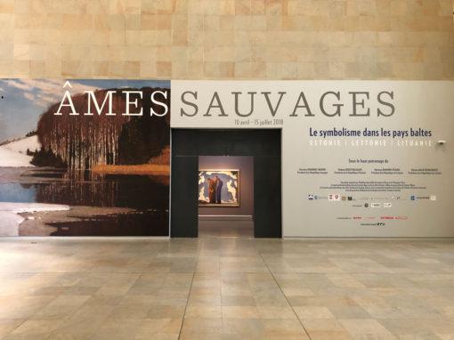 2018 – « Âmes sauvages. Le symbolisme dans les pays baltes », Musée d'Orsay, Paris